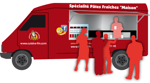 Cuisine FM, Food Truck Angers