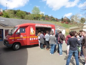 Cuisine FM, un food truck sur Angers : pâtes fraîches et mijoé du moment