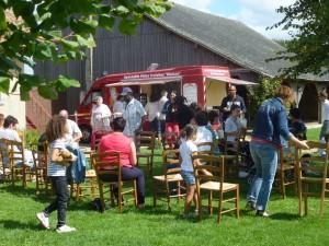 Restauration ambulante en Maine-et-Loire : mariage, anniversaire...