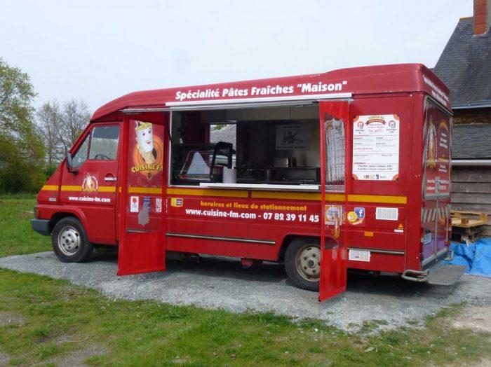 Cuisine FM, food truck Angers, Maine-et-Loire