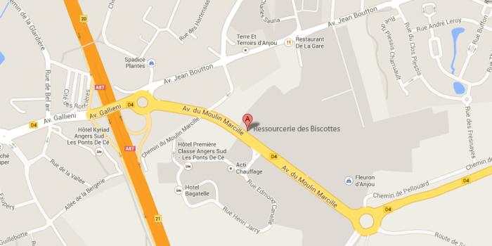 restauration rapide Cuisine FM, Food Truck aux Ponts-de-Cé