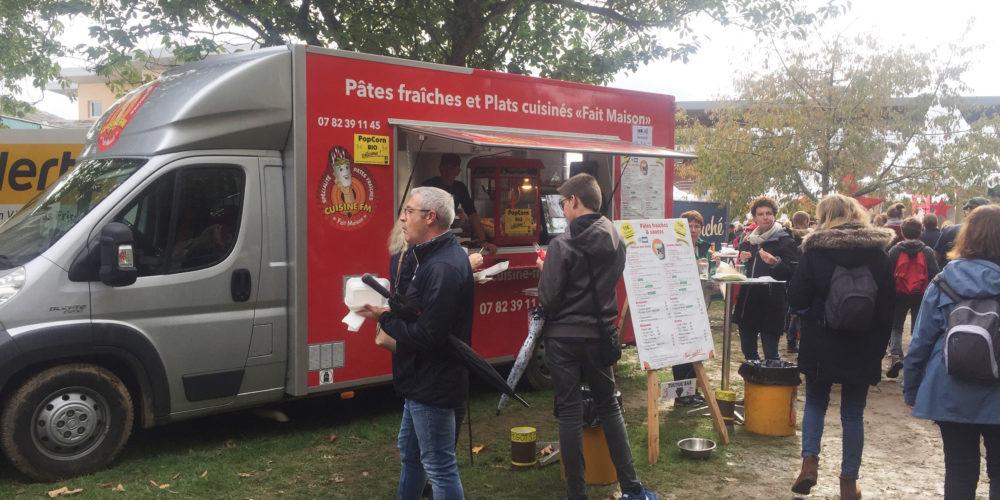 Cuisine FM, Food Truck